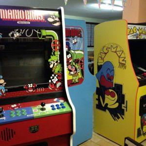 Videogame Cabinati Arcade